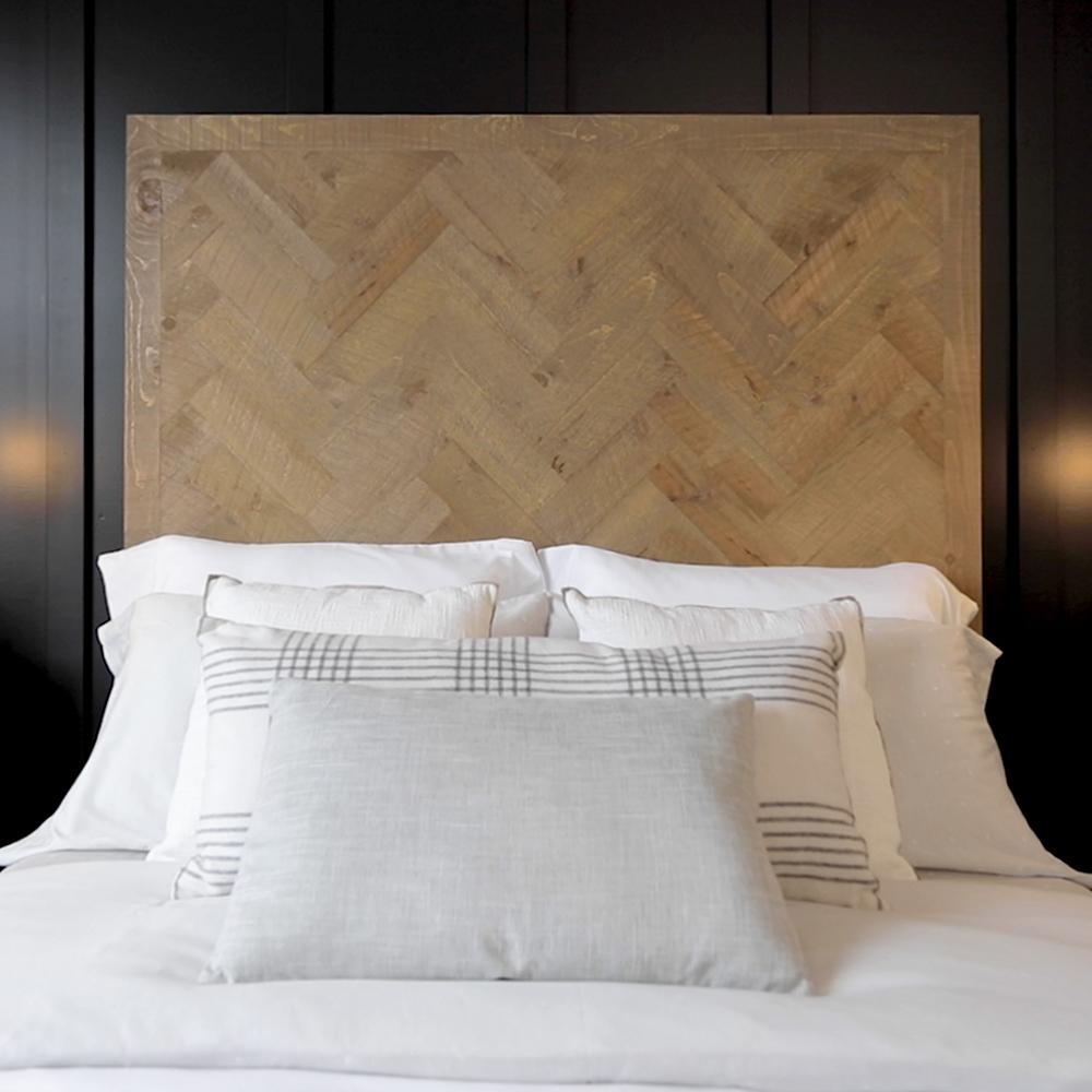 Fabriquez votre tête de lit comme un pro!