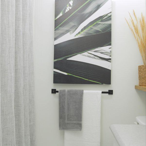 Salle de bain: un nouveau look pour moins de 350$