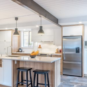 Place à la lumière dans la cuisine!