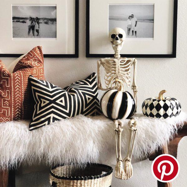 Les plus beaux décors d'halloween dénichés sur Pinterest