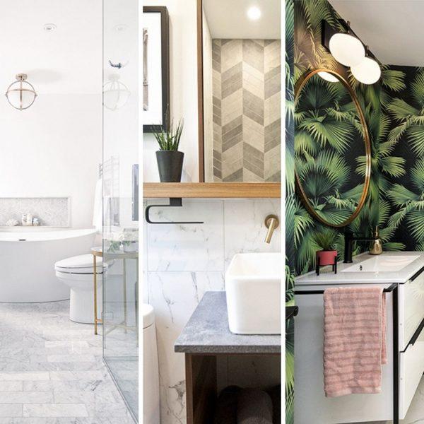 Quel est votre style pour la salle de bain?