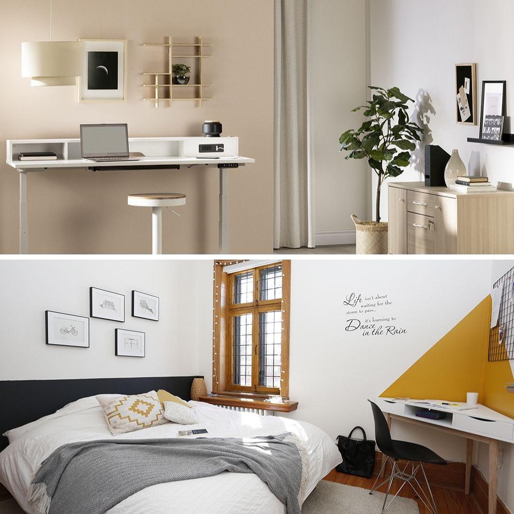 7 choses à savoir pour aménager un bureau à la maison