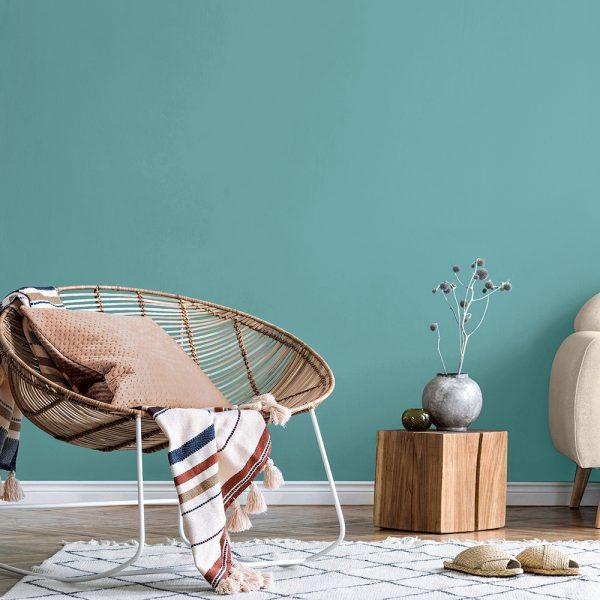 Couleur vedette: 20 décors bleu-turquoise trouvés sur Instagram