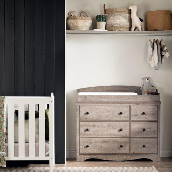 Les styles tendance pour la chambre de bébé