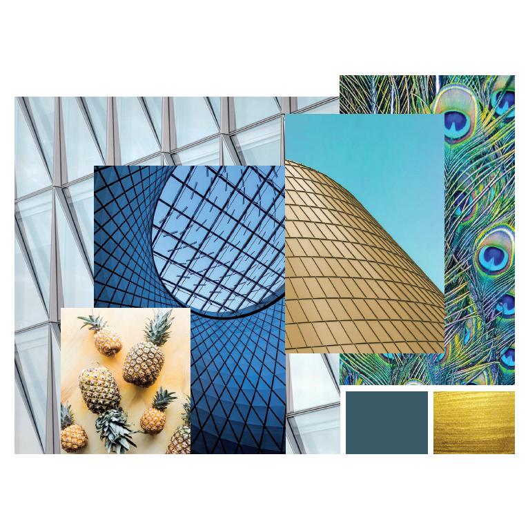 Formes et textures pour un décor inspirant