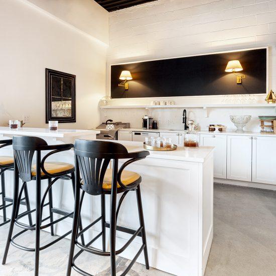 Une cuisine Art déco parisien