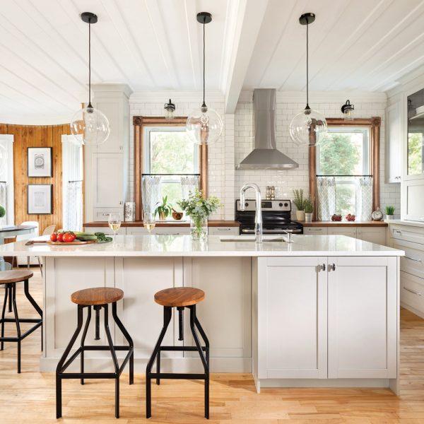 Des décors inspirants de cuisines pour tous les goûts