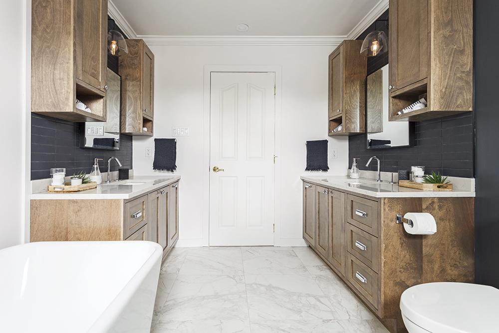 4 salles de bain optimisées