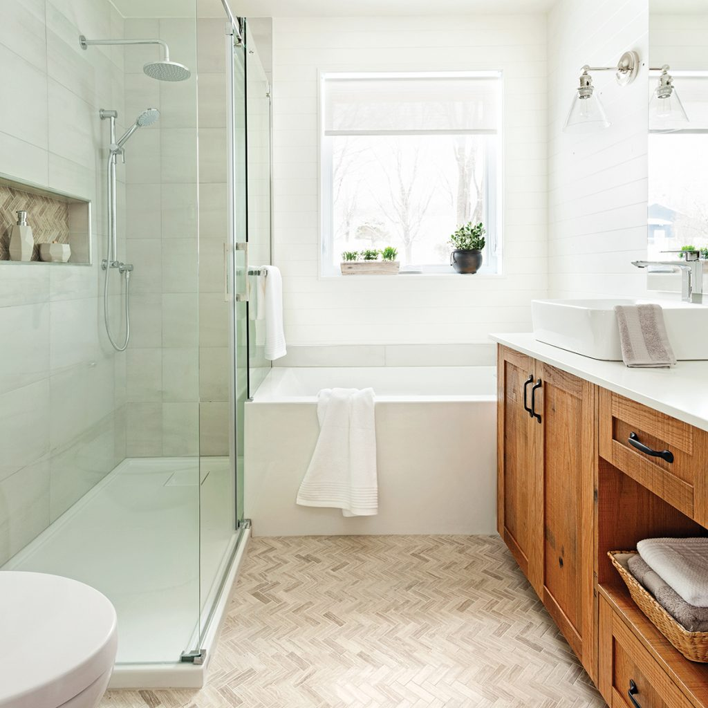 Conseils d'experts pour une réno durable dans la salle de bain