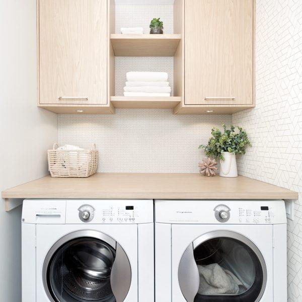 10 salles de lavage aménagées avec style