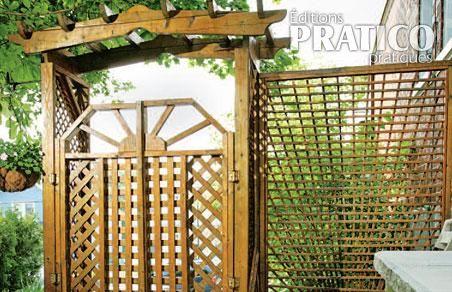 Porte D Entree Au Jardin Je Jardine