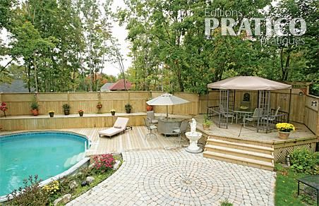 Grands besoins, grand patio!