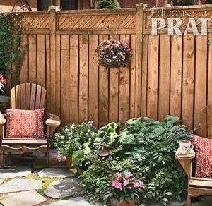 Chacun chez soi. Merci clôture!