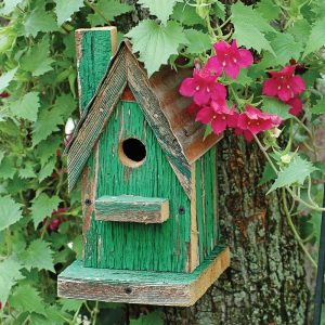 Plan pour fabriquer un nichoir pour les oiseaux