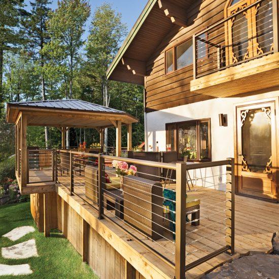 En étapes: faites votre patio avec notre expert