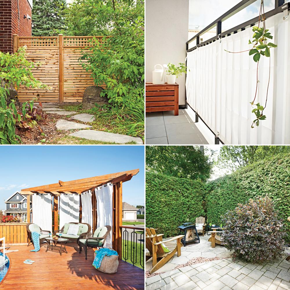 Se Cacher Des Voisins Dans Son Jardin nos meilleures solutions pour se cacher des voisins - je jardine