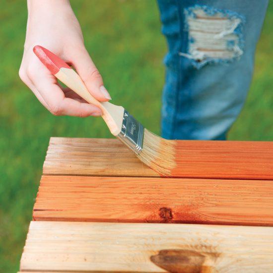 5 conseils pour teindre votre patio