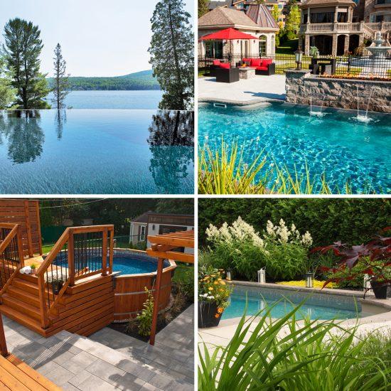 20 coins-piscine de rêve!
