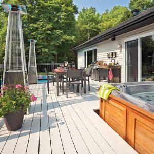 Transfo patio: budget 10 500$
