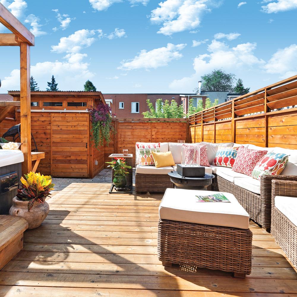 Conseils d'experts: comment protéger et entretenir son patio de bois
