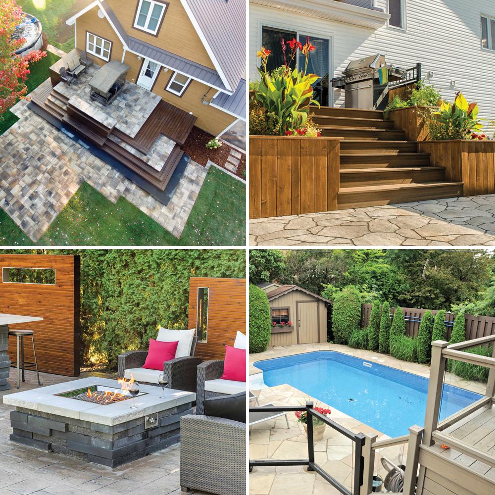 5 choses à prévoir avant de construire votre terrasse