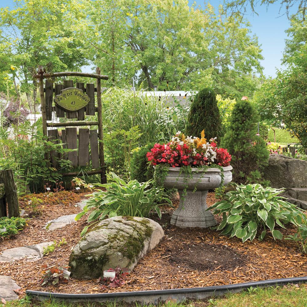 Jardin enchanteur