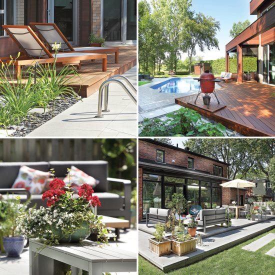 5 façons de rajeunir son patio