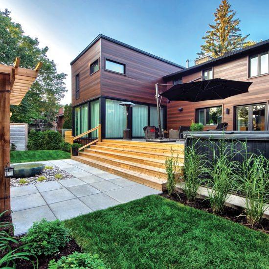 Bien vivre au jardin - Les dessous d'un projet d'aménagement aux allures d'oasis de détente