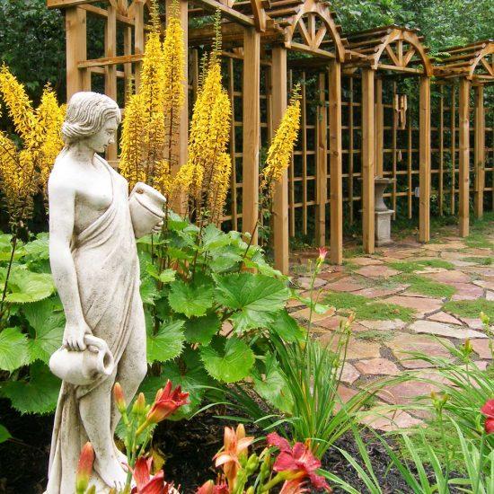 Jardin européen