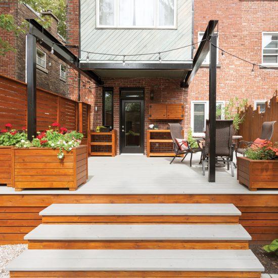 Construire un patio: les 7 questions les plus souvent posées