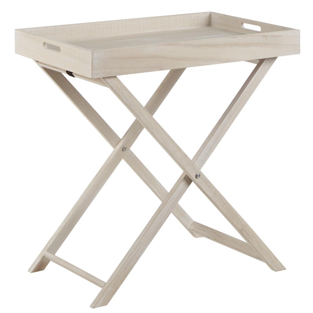Table-plateau 60 $ Bouclair