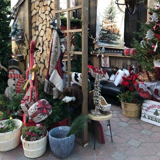 Marché de Noël enchanteur