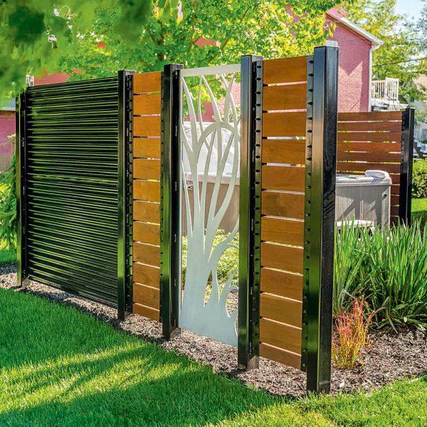 5 façons d'intégrer le bois dans son aménagement extérieur