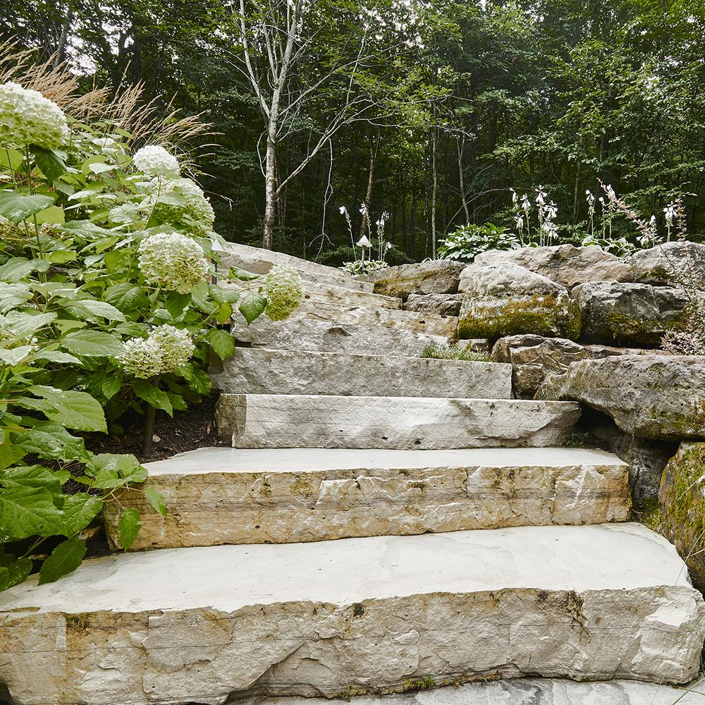 10 beaux aménagements paysagers réalisés par Conception Horticole du Nord