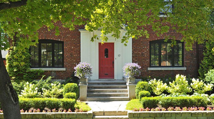 25 belles façades de maison
