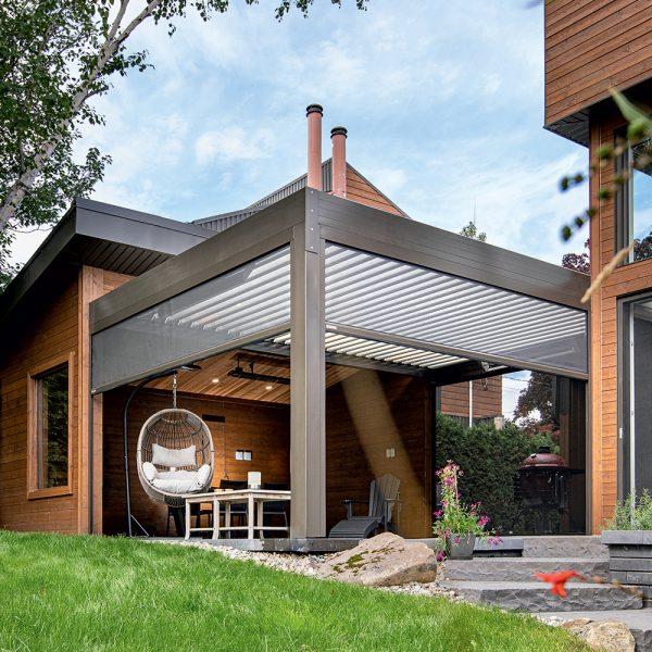 Des solutions d'aménagement extérieur brillantes