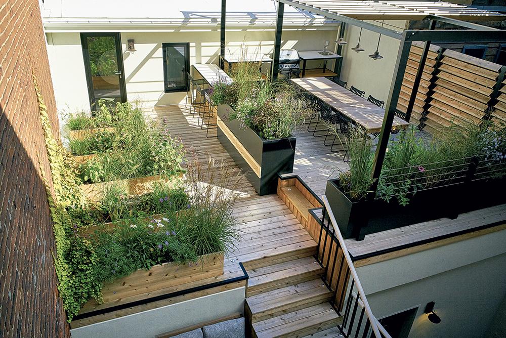Top 5 des tendances patios