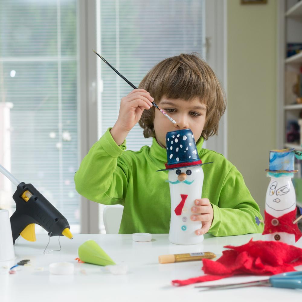 6 activités intérieures à faire avec les enfants