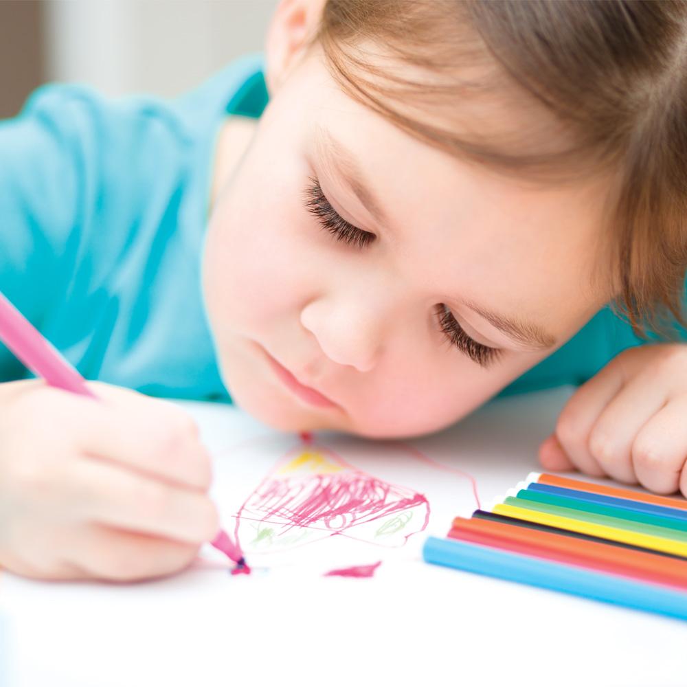 Les dessins des enfants cachent-ils des messages?
