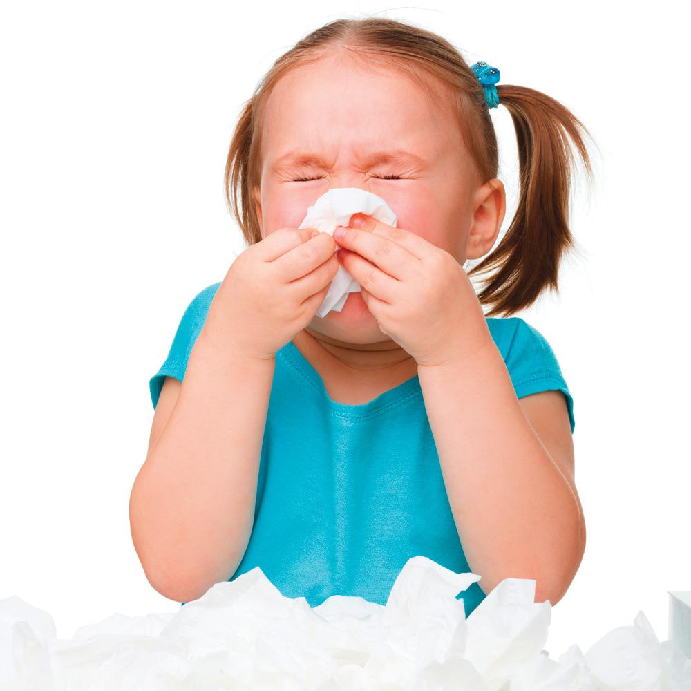Comment soulager un petit nez bouché?