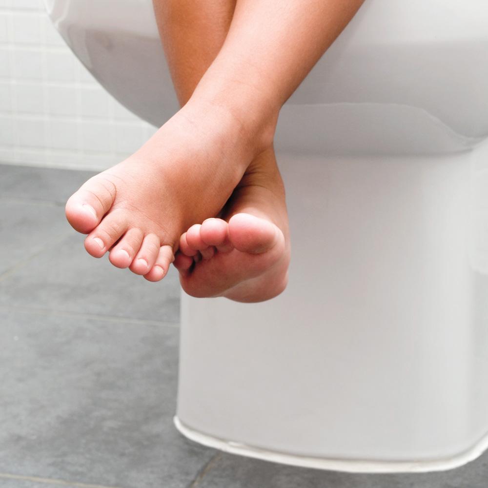 Quand doit-on commencer l'apprentissage de la propreté?