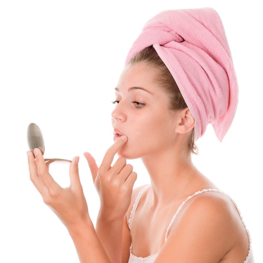 L'acné à l'adolescence