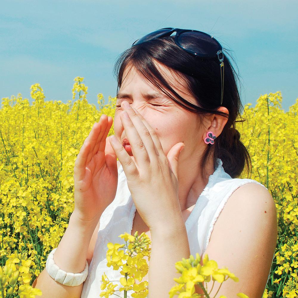 5 trucs contre l'allergie au pollen