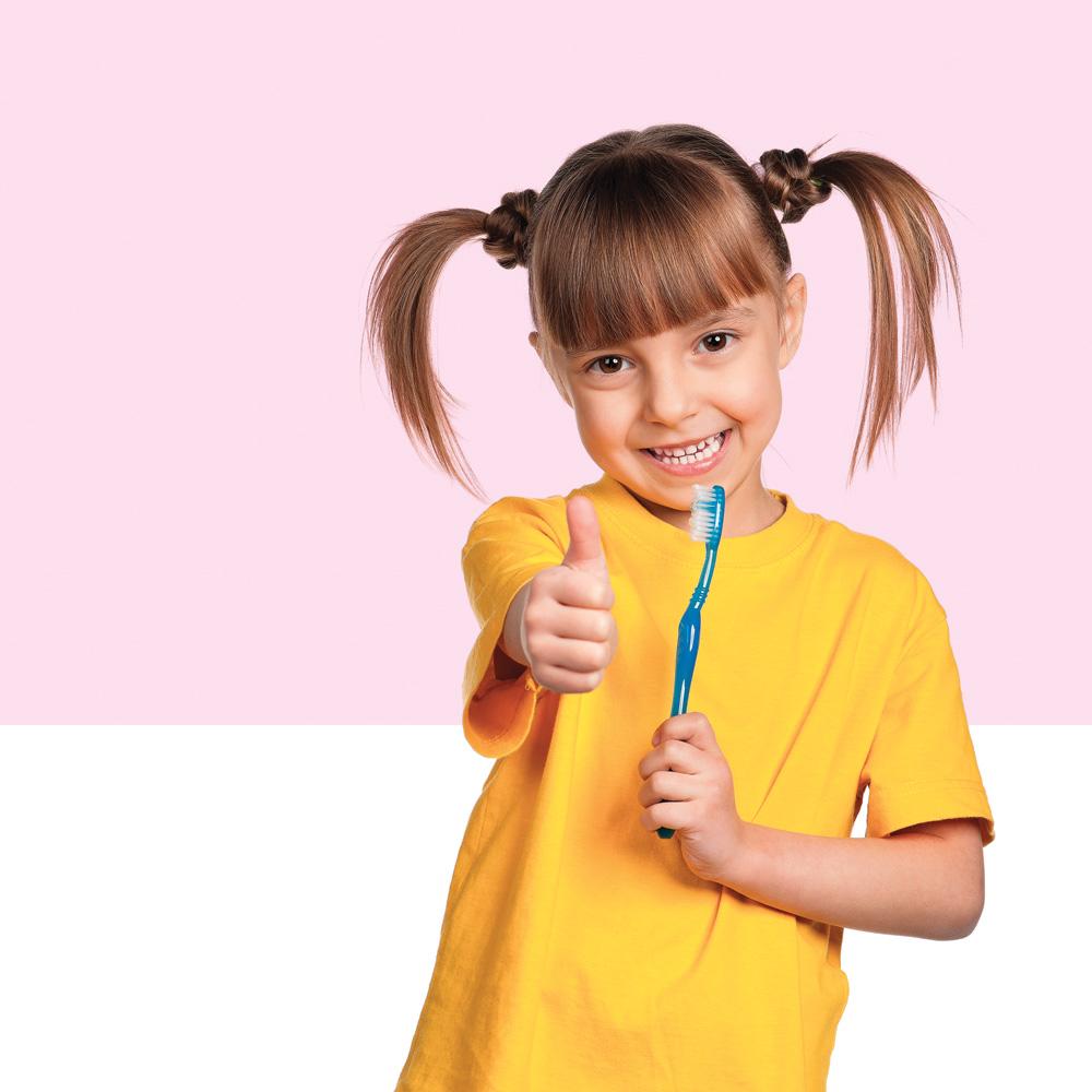 Rendre le brossage des dents amusant