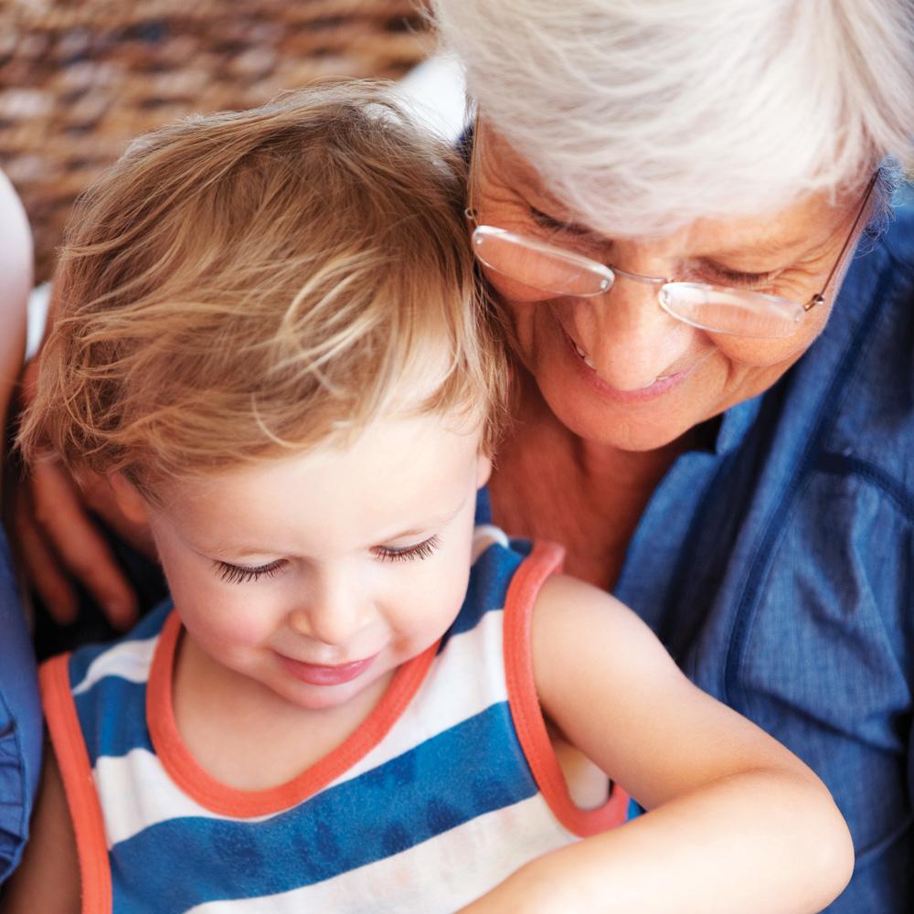 Grands-parents gâteau: quoi faire?