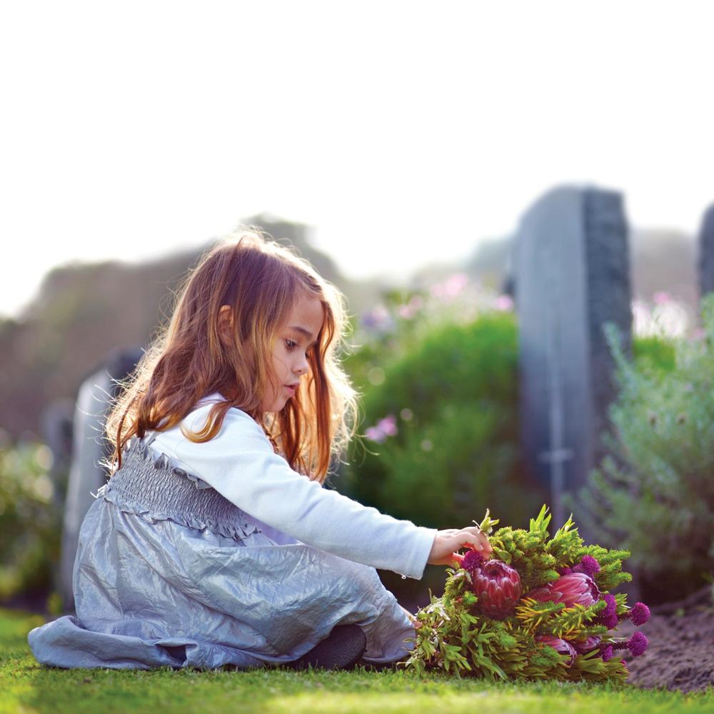 Préparer un enfant à vivre un deuil