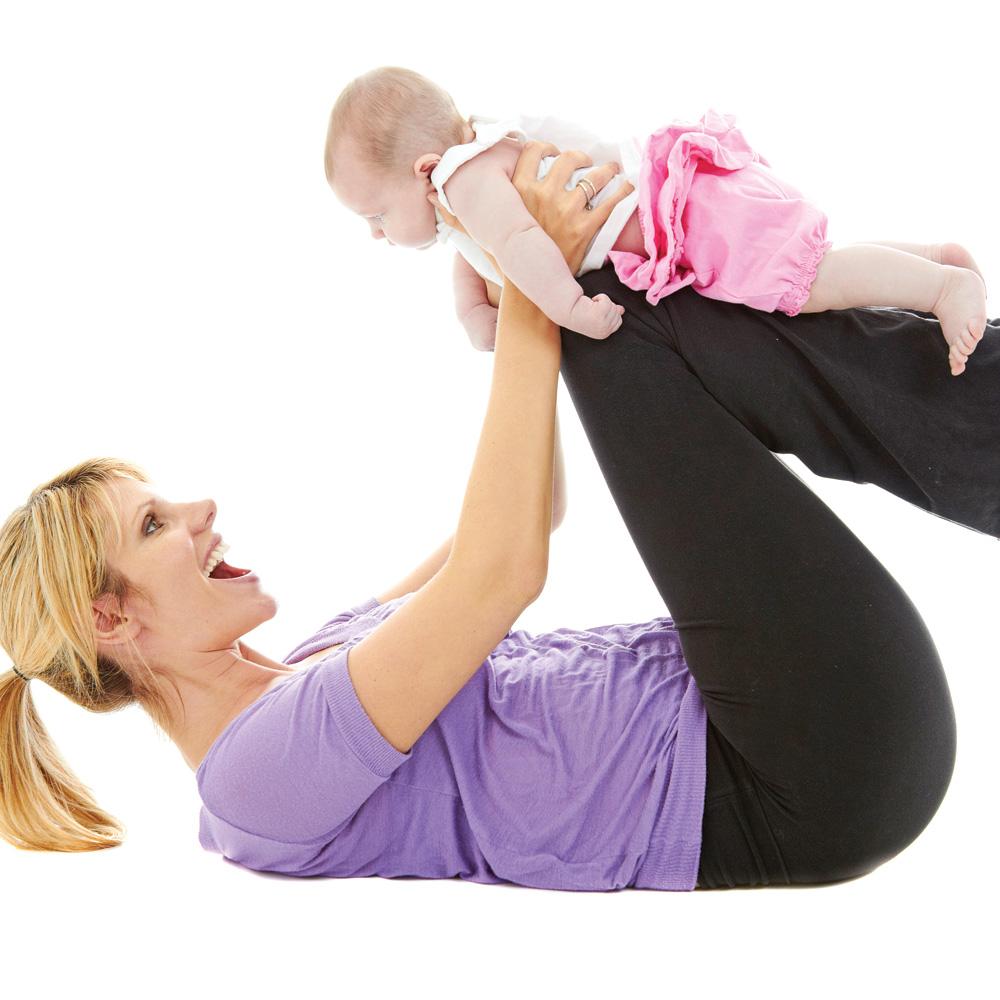 6 bonnes adresses pour faire de l'activité physique avec bébé