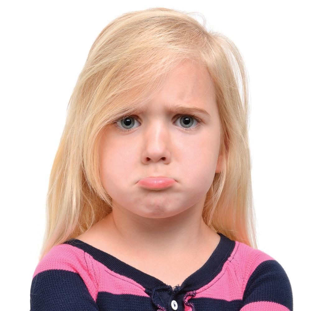 Comment réagir au manque de respect de notre enfant?