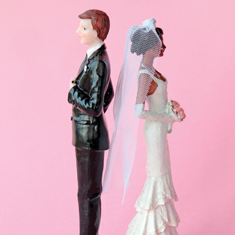 Nos amis divorcent: quoi faire?