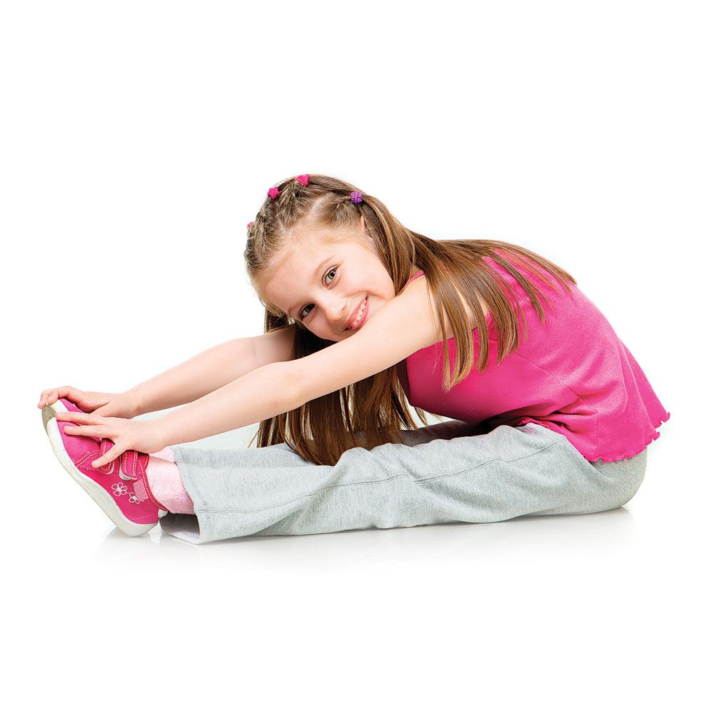 Les maux de jambe des enfants